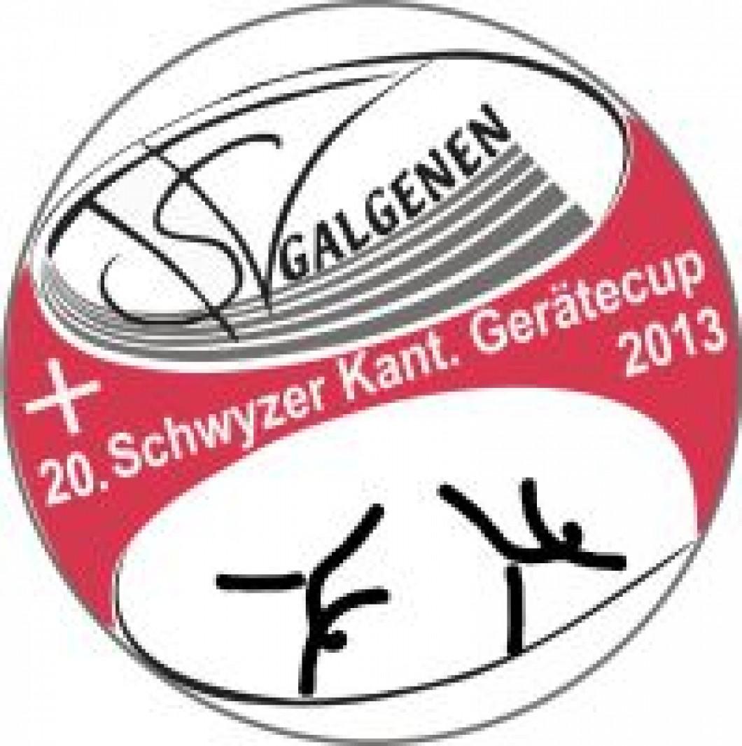 Schwyzer Kant. Gerätecup 2013