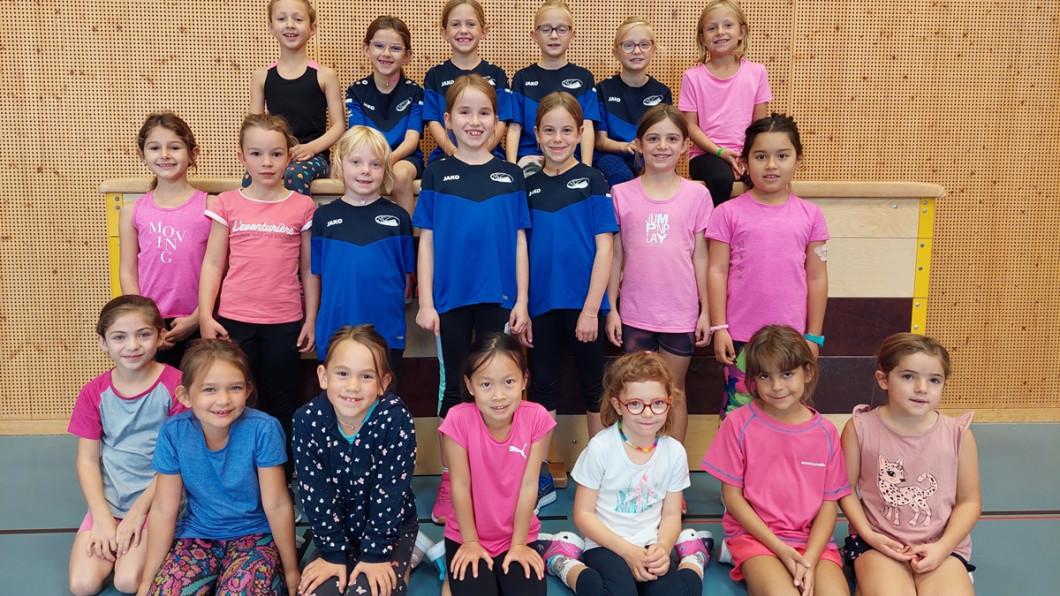 Mädchenriege 1. & 2. Klasse