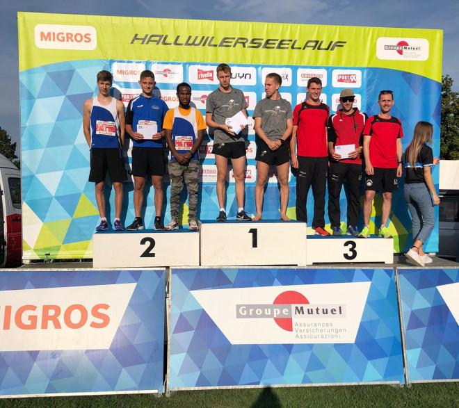 Resultate vom Hallwilersee-Lauf mit über 7000Startende