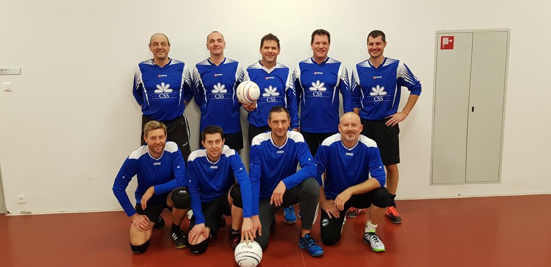 Rangliste 1. Martins-Cup Faustballturnier 2019